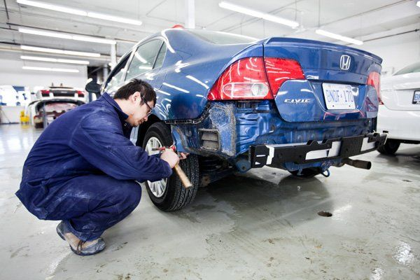 Car Paint And Body Shop Salary