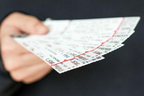 dei biglietti