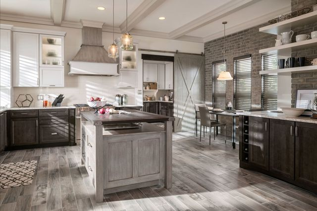 Custom Kitchen Cabinetry Designs In Baltimore Md
