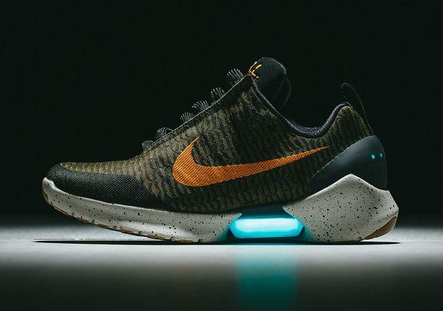 21c9a875b Nike HyperAdapt 1.0 In  OLIVE FLAK
