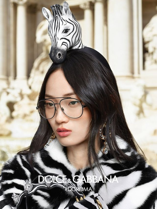 adf0ddf10af ... to detailed crystal embellished and funky shapes. If you really want to  stand out and be noted then the Dolce   Gabbana eyewear is your option.