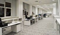 The result of commercial cleaning services in Kingman, AZ