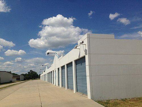 Kimco Self-Storage storage units