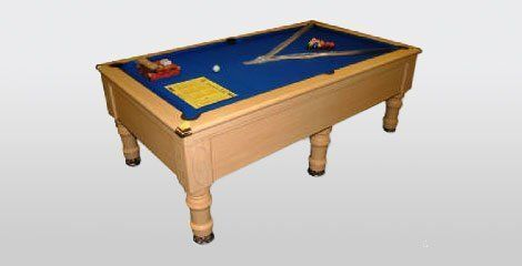 Pool Tables And Billiards Tables In Glasgow - Mobile pool table