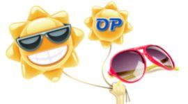 occhiali da bambini, occhiali colorati, occhiali moda