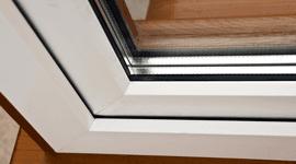 finestre di alluminio