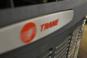 Full repair of TRANE heating system