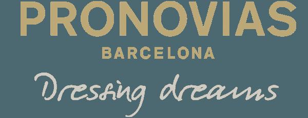 Logo Pronovias Barcelona