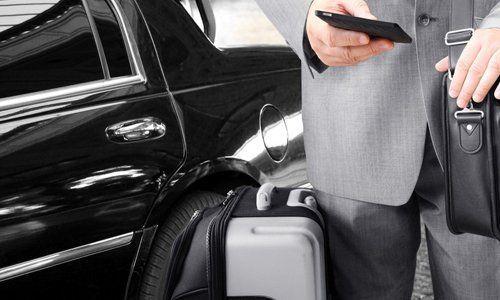 executive travel services