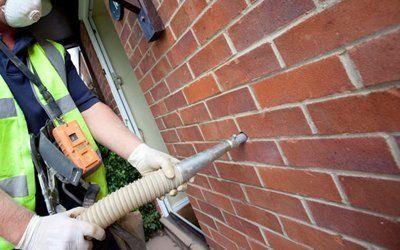 wall drilling