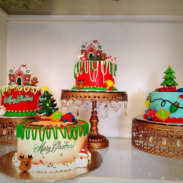 Menu for Celebrity Cake Shop, McAllen, TX - menupix.com