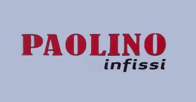 Paolino infissi logo