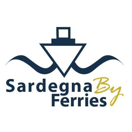 SARDEGNA BY FERRIES - LOGO