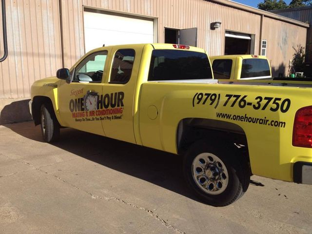 Air Conditioning & Heating Repair in Bryan, TX