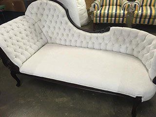 commercial upholstery repair Wake Forest, NC