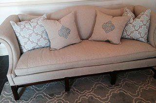 upholstery repair Wake Forest, NC