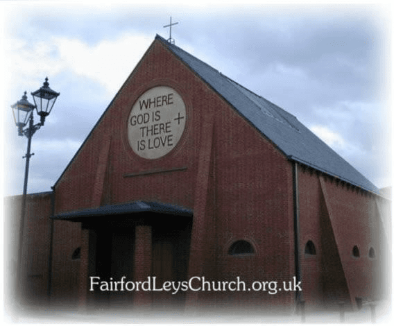 Fairford Leys Ecumenical Church Logo