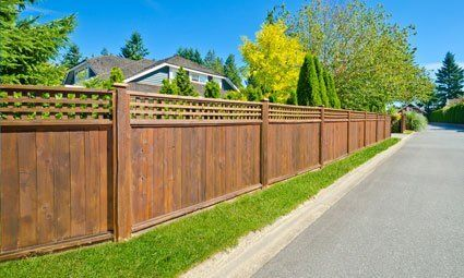 Fencing , decking and landscaping