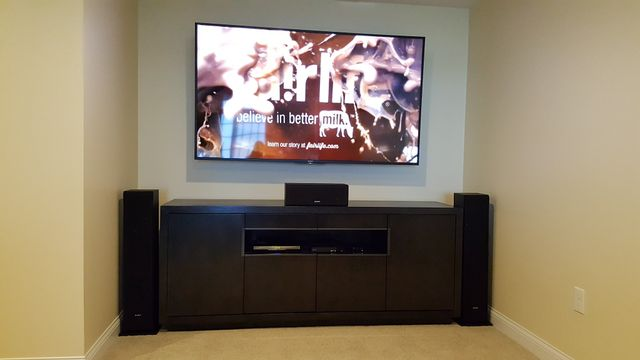 Home Theater room, surround sound system, Home theater installation, home theater installation cleveland ohio
