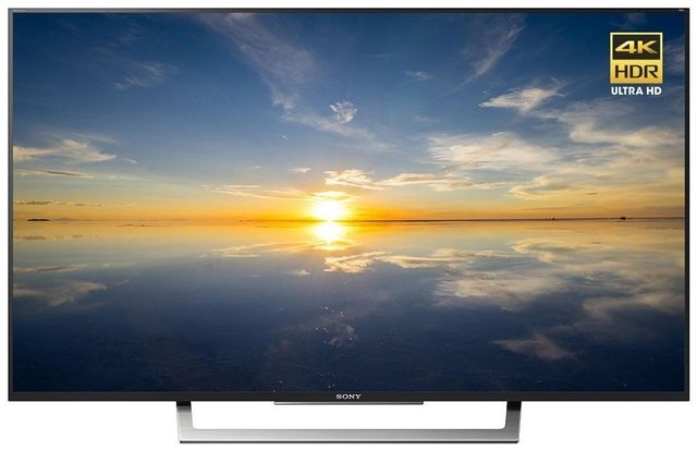 Sony XBR43X800E, Sony XBR49X800E, Sony 55X800E