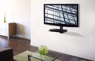 AV wall shelves, wall shelf for electronics, cable box shelf, electronics wall shelf