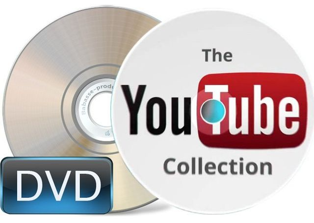 Copy DVD to youtube, youtube video
