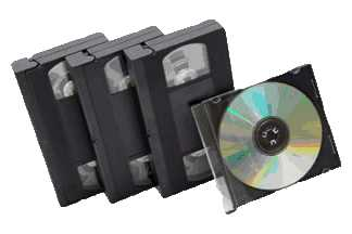 VHS tape copying, video tape copying, vhs tape to dvd, video tape to dvd, video copying