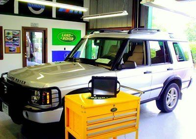 Land Rover Service Amp Repair Center In Thomasville Ga