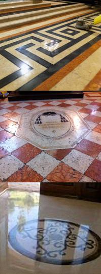 cristallizzazione pavimenti in marmo