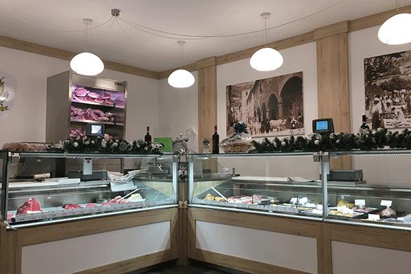 arredamento per negozi a corciano