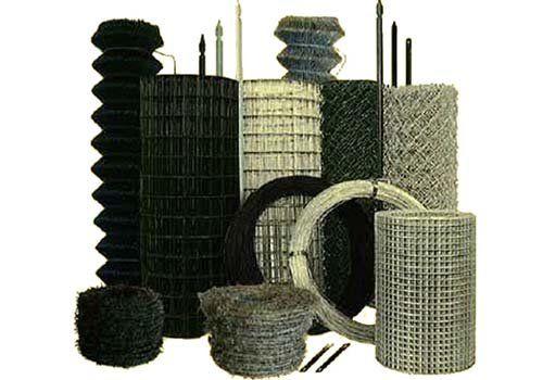 griglie in plastica e zinco