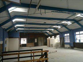 Suspended Ceilings - Middlesbrough | Hi-Line Ceilings