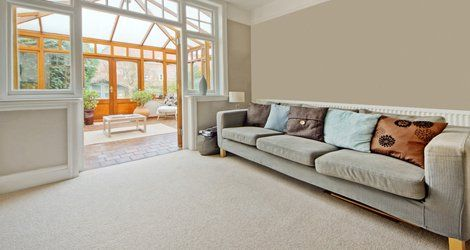 beautiful carpet fitted