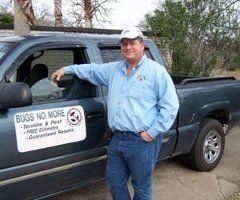Jay P. White | Termite Control Bryan TX