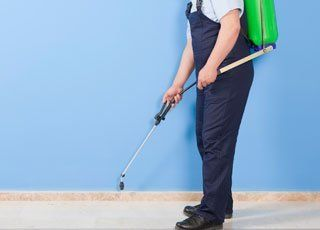 Commercial Exterminating Service College Station TX