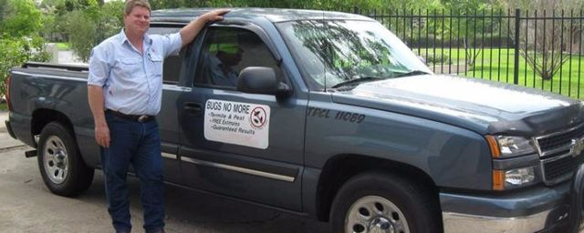 Pest Control  Bryan, College Station & Caldwell TX