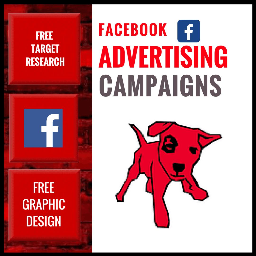 Red Dog Social Media Advertising