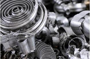 Rifiuti ferrosi e metallici