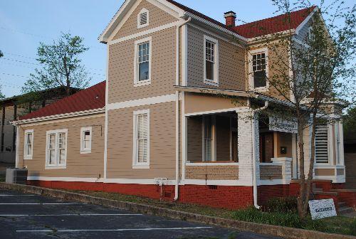 historic home remodel in arkansas