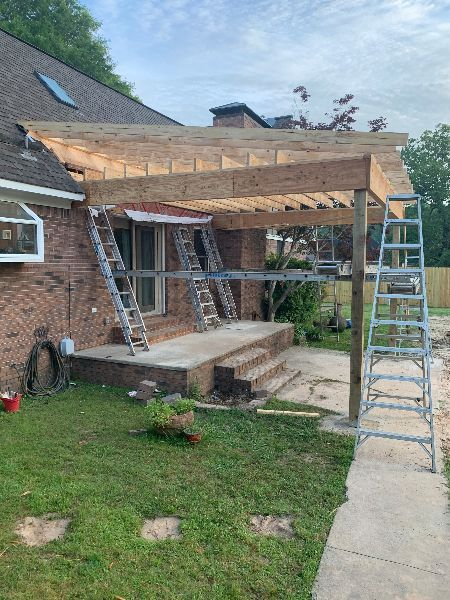 custom outdoor decks in arkansas