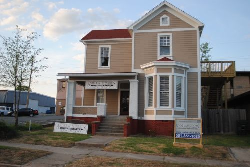 historic home remodel after in arkansas