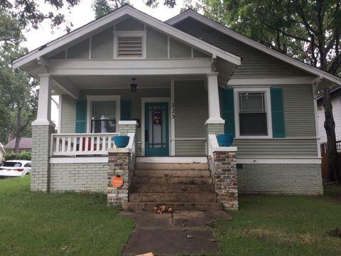 historic home renovations little rock