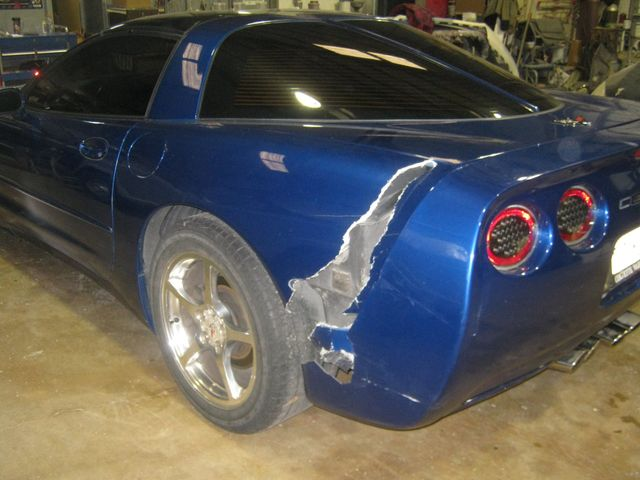 Collision Repairs - Bryan, Texas - A&M Twin City Paint