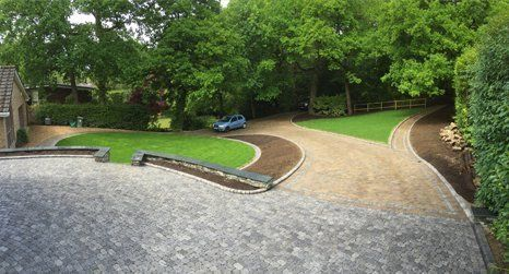 garden landscape options