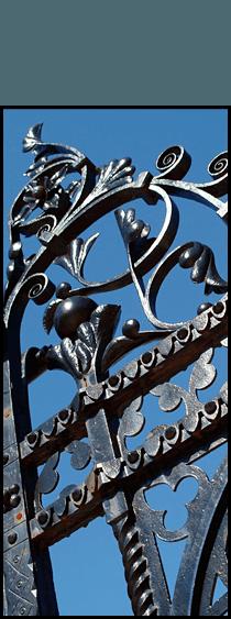 Metalwork - Penge, London - WC Evans & Sons Ltd - Steel Fence