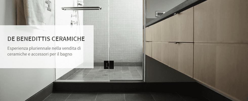 rivestimenti e pavimenti per bagno - Torino - De Benedittis ...