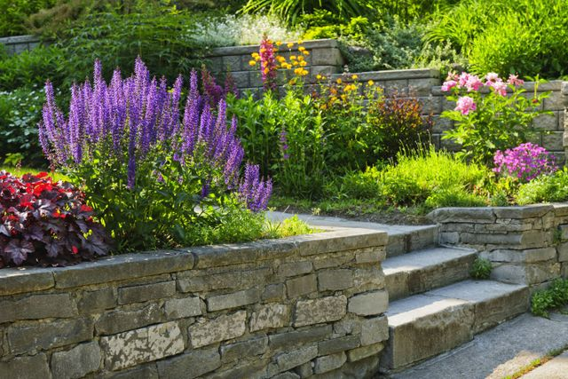 Landscape Stone Edging Lexington Ky : Landscape Stone Edging Ideas ...
