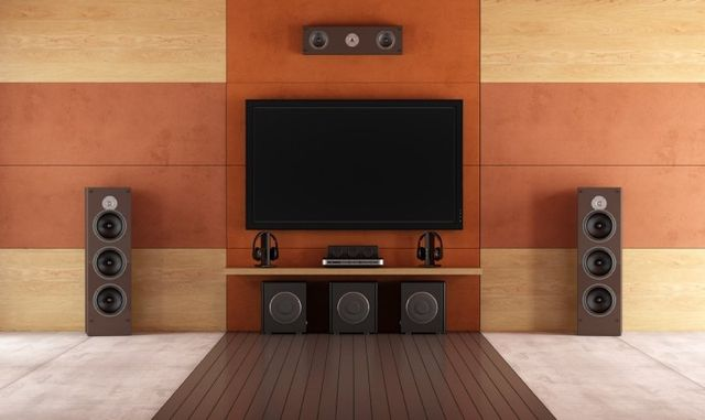 Home Theater Solutions | First Alarm & Security Inc ... on