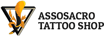 ASSOSACRO TATTOO SHOP - LOGO