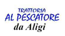 TRATTORIA AL PESCATORE DA ALIGI - LOGO
